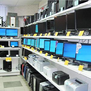 Компьютерные магазины Усть-Лабинска