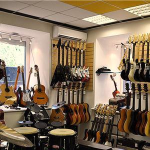 Музыкальные магазины Усть-Лабинска