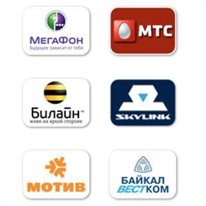 Операторы сотовой связи Усть-Лабинска