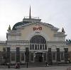 Железнодорожные вокзалы в Усть-Лабинске