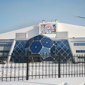 Спортивные комплексы Усть-Лабинска