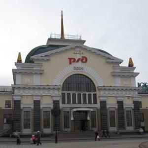 Железнодорожные вокзалы Усть-Лабинска